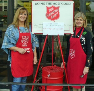 callison tighe charitable contributions Salvation Army
