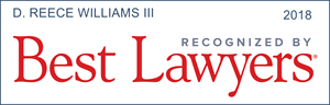 Reece Williams Callison Tighe Best Lawyers in America