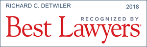 Rick Detwiler Callison Tighe Best Lawyers in America