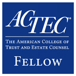Bert Brannon Columbia SC American College of Trust and Estate Counsel fellow